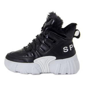 Ботинки женские БАШИЛИ MS 22731 черный