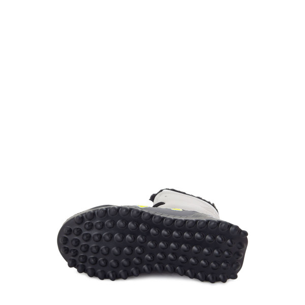 Ботинки женские Tomfrie MS 22758 серый, бежевый