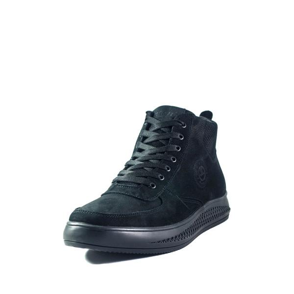 Ботинки мужские Andante MS 22738 черный
