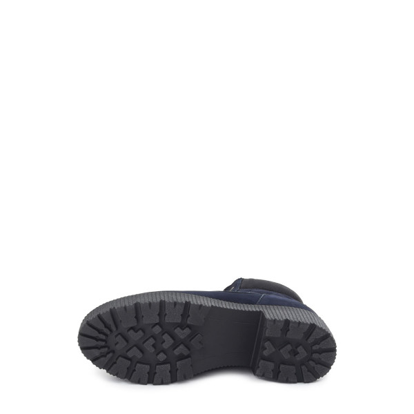 Ботинки женские MIDA MS 22750 синий