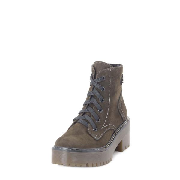 Ботинки женские Tomfrie MS 22760 хакки