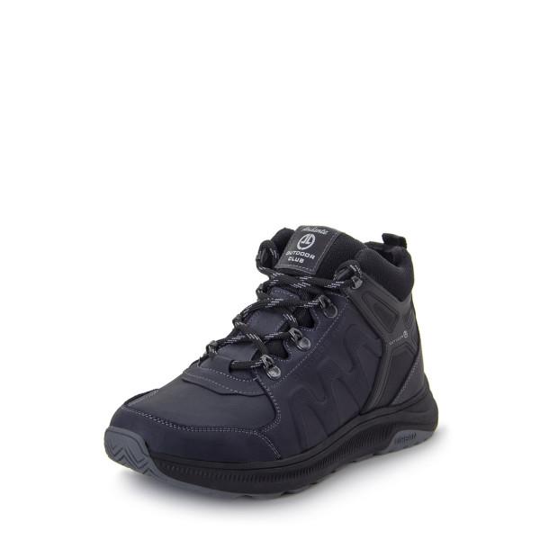 Ботинки мужские Andante MS 22761 темно синий