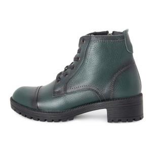 Ботинки женские Beren MS 22773 зеленый