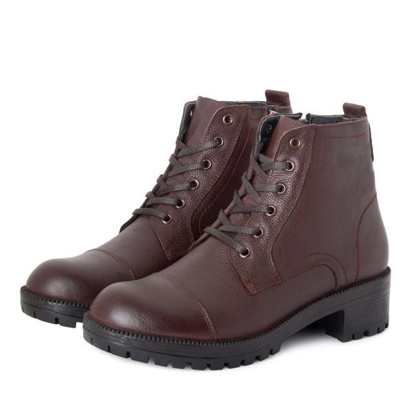 Ботинки женские Beren MS 22774 коричневый