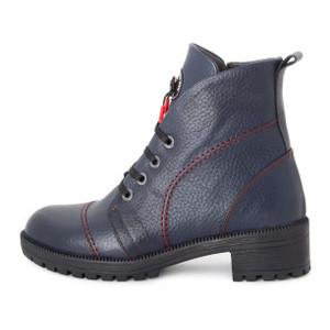 Ботинки женские Beren MS 22777 синий