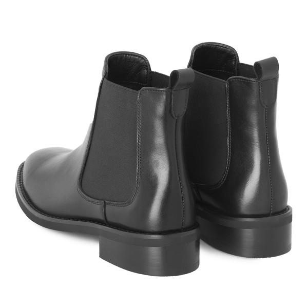 Ботинки женские Tomfrie MS 22789 черный