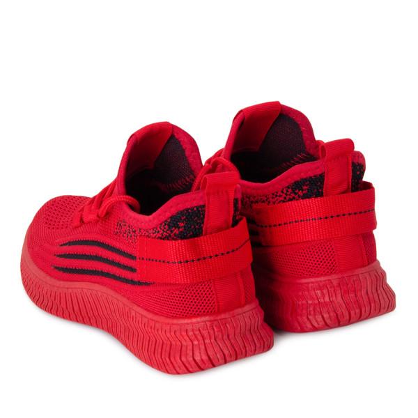 Кроссовки женские Standart MS 22807 красный