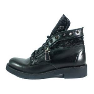 [:ru]Ботинки демисезон женские Lonza 278-2541LZ черные[:uk]Черевики демісезон жіночі Lonza чорний 22872[:]