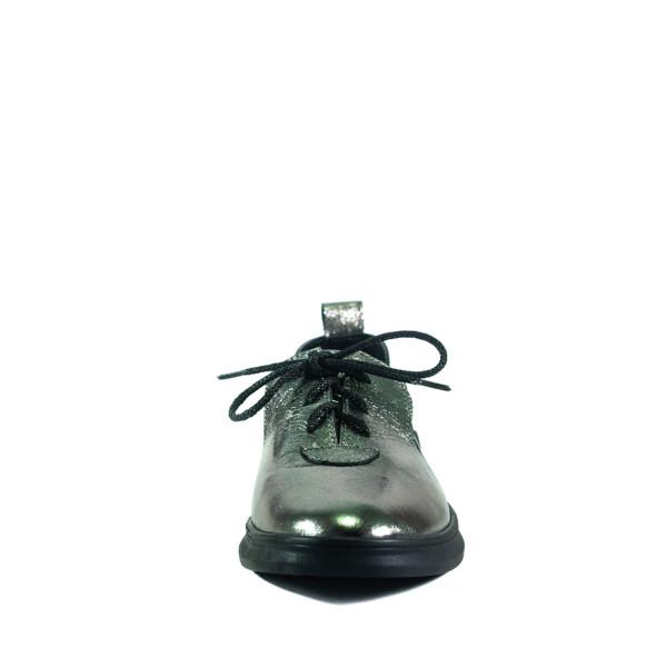 Балетки женские Lonza 206-1992-1KM темно-серые