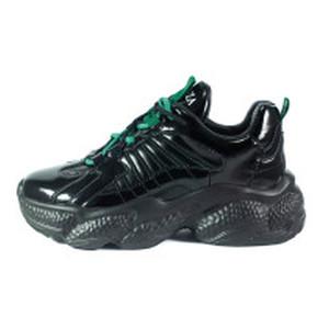 Кросівки демісезон жіночі Lonza чорний 22867
