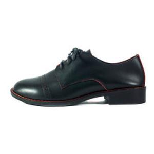 [:ru]Туфли женские Number 22 2027-2945-2L черные[:uk]Туфлі жіночі Number 22 чорний 22920[:]