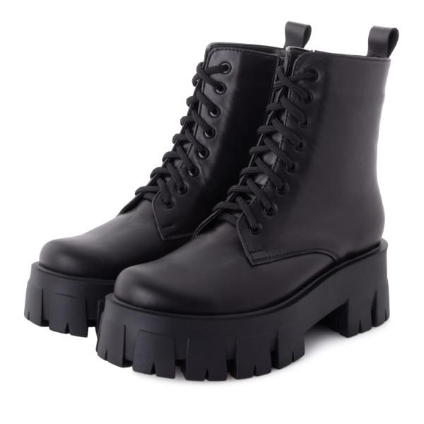 Ботинки женские Tomfrie MS 22840 черный
