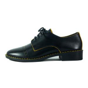 [:ru]Туфли женские Number 22 2027-2945-2L черные[:uk]Туфлі жіночі Number 22 чорний 22919[:]