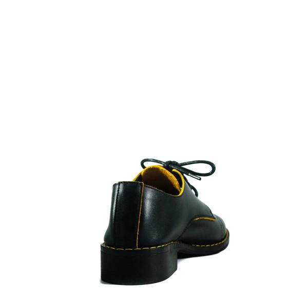 Туфли женские Number 22 2027-2945-2L черные