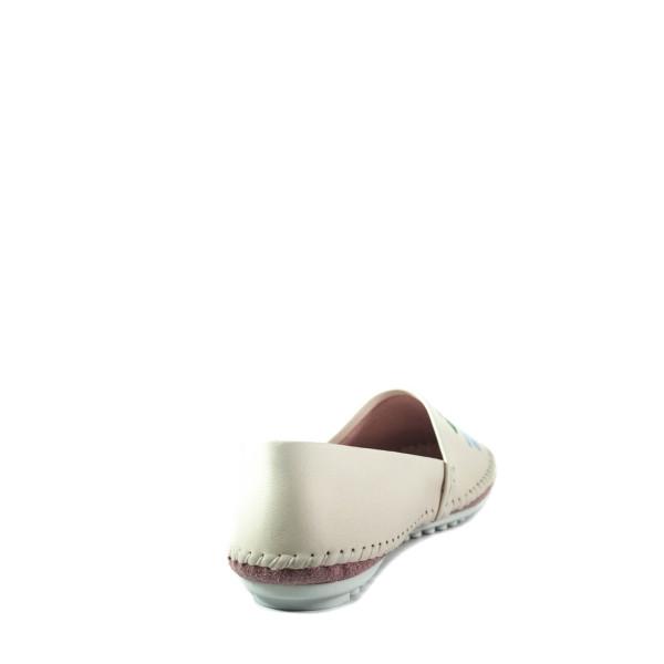 Балетки женские Allshoes 19199-2YL розовые