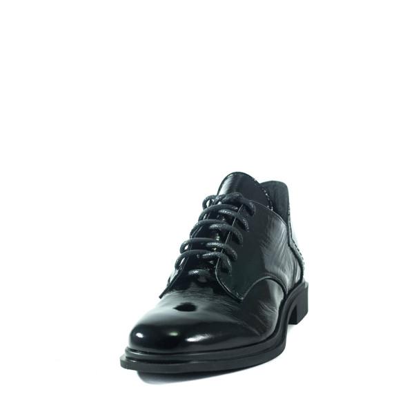 Туфли женские Lonza 2566-2972KL черные