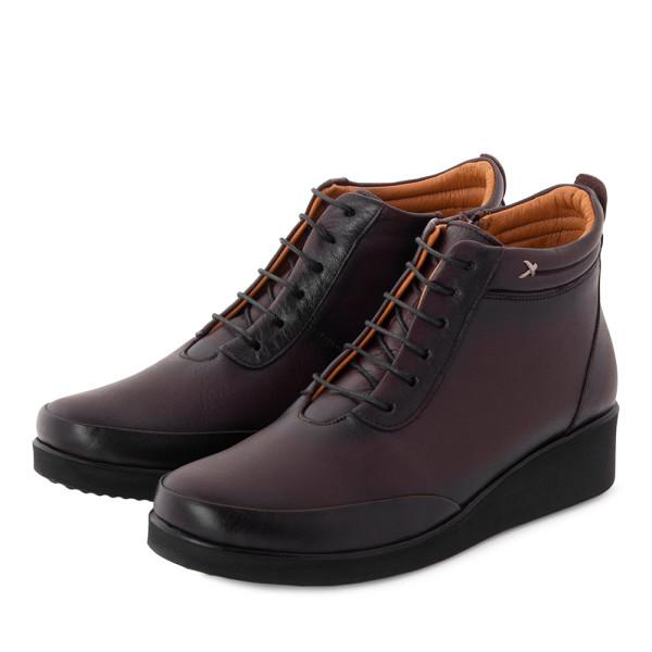 Ботинки женские EDIK MS 22823 коричневый