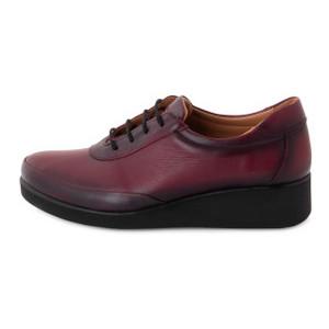 Туфлі жіночі EDIK бордовий 22825