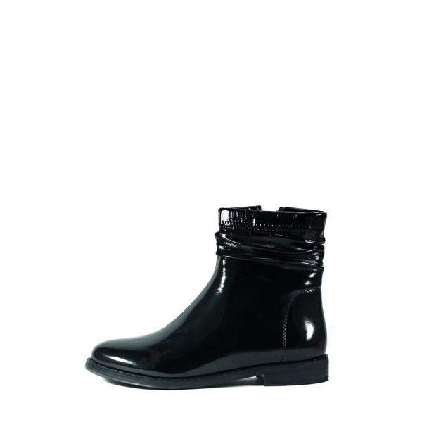 Ботинки женские Fabio Monelli H251-C1390 черные