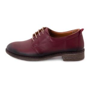 Туфлі жіночі EDIK бордовий 22832