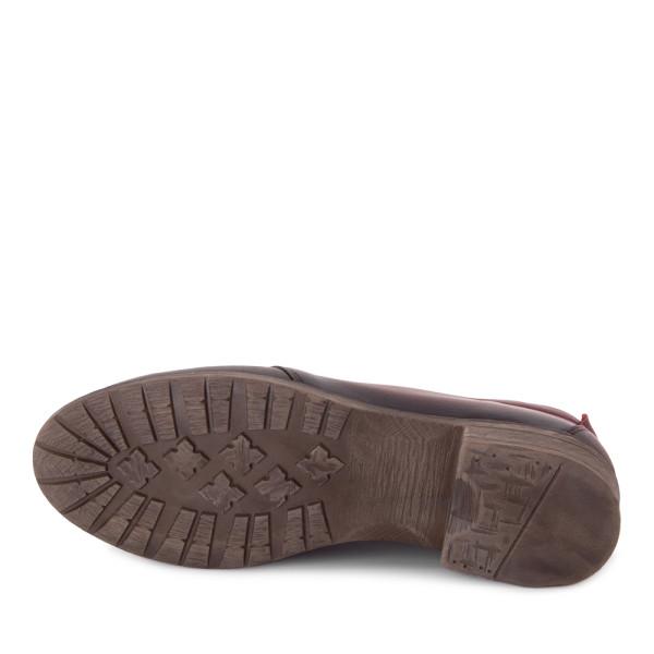 Туфли женские EDIK MS 22832 бордовый