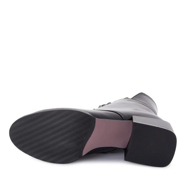 Ботинки женские Tomfrie MS 22833 черный