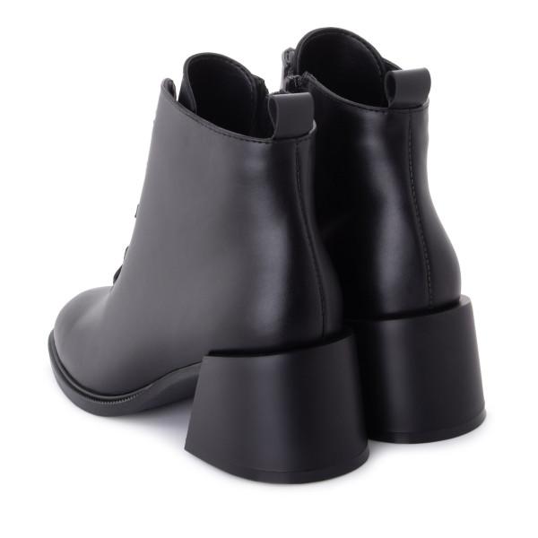 Ботинки женские Tomfrie MS 22834 черный