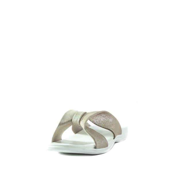 Шлепанцы женские Lonza 320 светло-коричневые