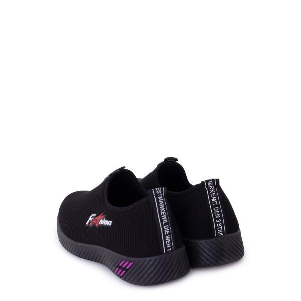 Кроссовки женские Standart MS 23041 черный
