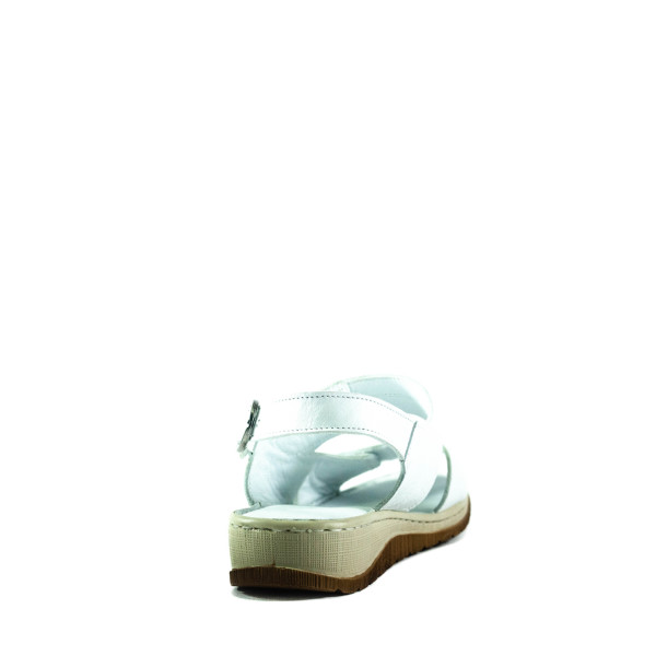 Босоножки женские летние Lonza 2019 белые