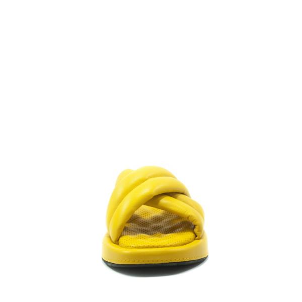 Шлепанцы женские Anna Lucci 16116-12 желтые