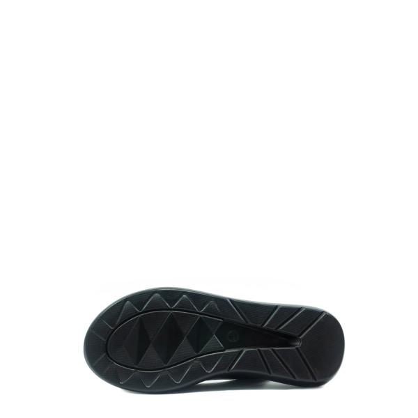 Босоножки женские летние Bonavi 2W26-19-101 черные