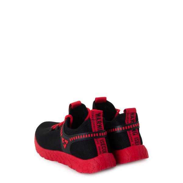 Кроссовки мужские Standart MS 23059 черный, красный