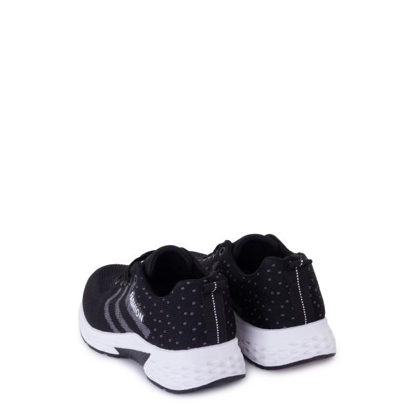 Кроссовки женские Standart MS 23072 черный, серый