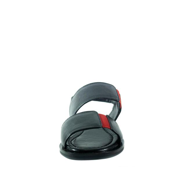 Босоножки женские летние Lonza L-1520-2999-2L черные