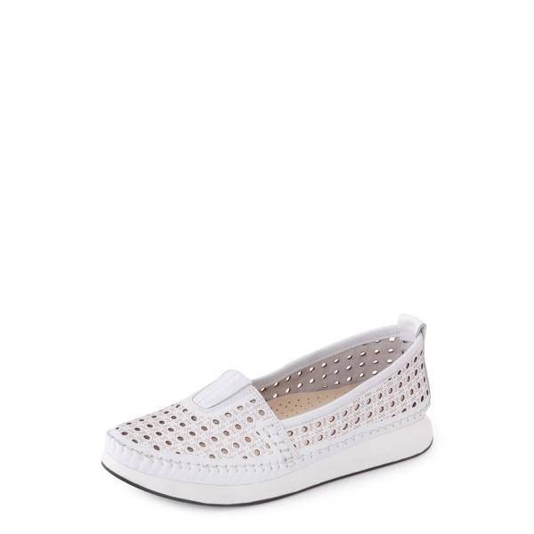 Туфли женские Brenda MS 23136 белый