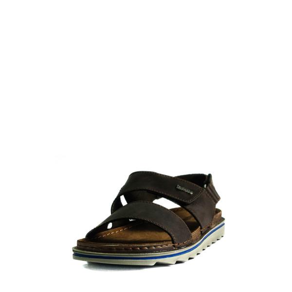 Сандалии мужские Inblu BU-3C темно-коричневые