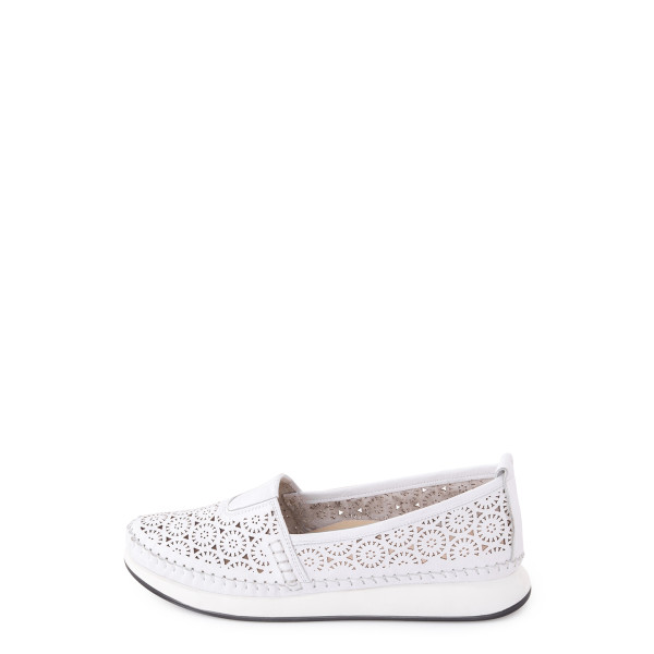 Туфли женские Brenda MS 23137 белый