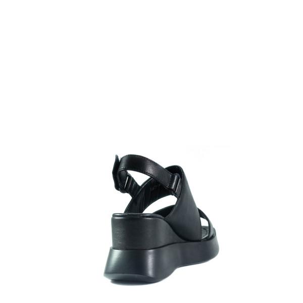 Босоножки женские летние Lonza L-20631-3463L черные