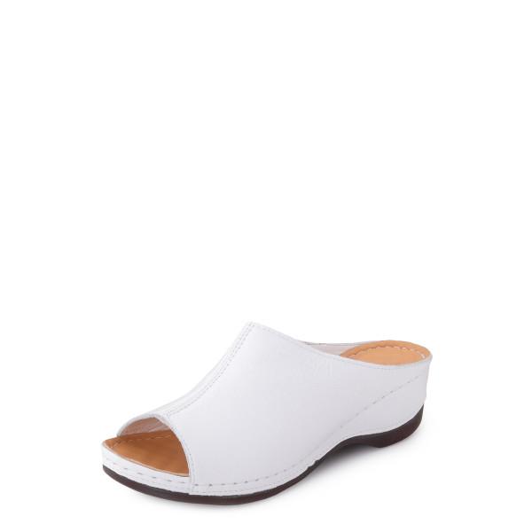 Сабо женские Brenda MS 23141 белый