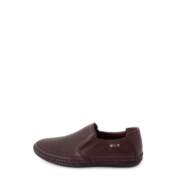 Туфли мужские Brenda MS 23149 коричневый