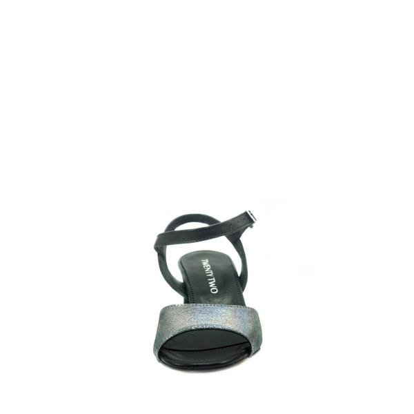 Босоножки женские летние Number 22 L-3247-1401-12LKM металл