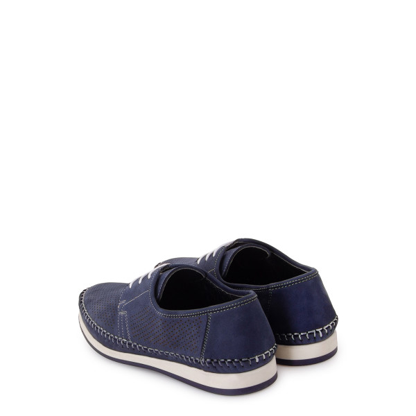 Туфли мужские Brenda MS 23150 синий
