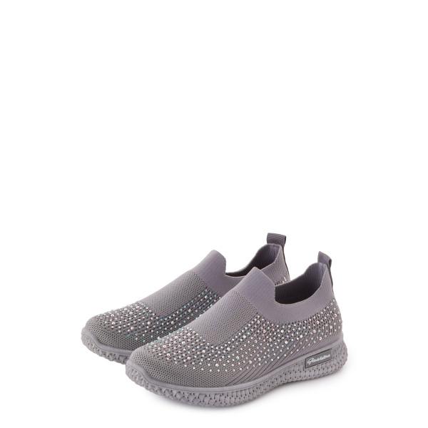 Кроссовки женские Без ТМ MS 23160 серый