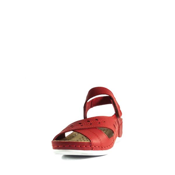 Босоножки женские летние Inblu 36-1C красные