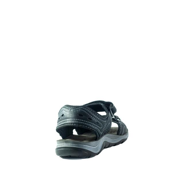 Сандалии мужские Inblu TO-1A черные