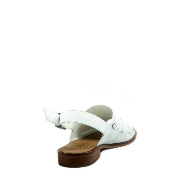 Босоножки женские летние Anna Lucci PLM-13-507 белые