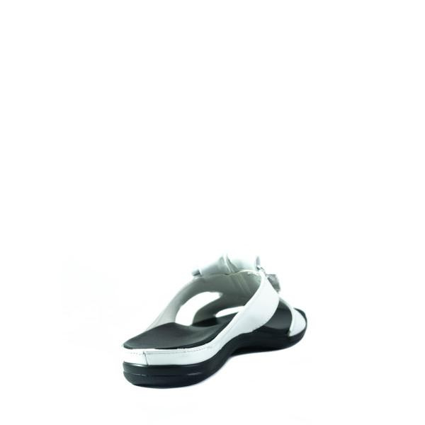 Шлепанцы женские Lonza 301 белые