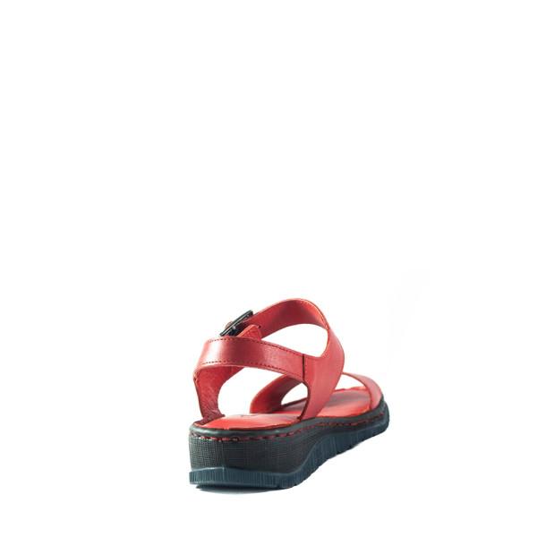 Босоножки женские летние Anna Lucci 1410 красные
