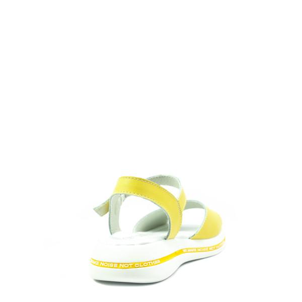 Босоножки женские летние Bonavi 2F6-97-116 желтые